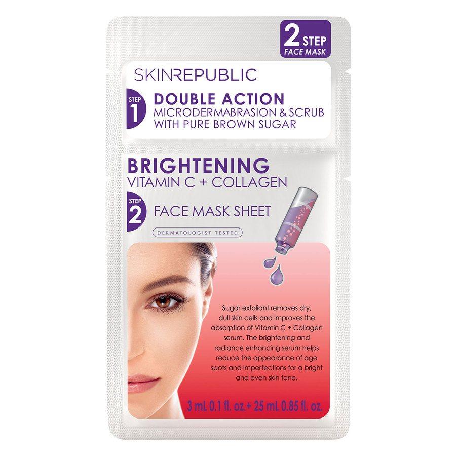 Skin Republic c-vitamin maske