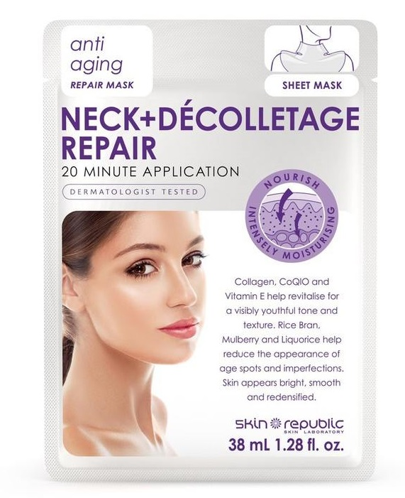 Skin Republic halsmaske