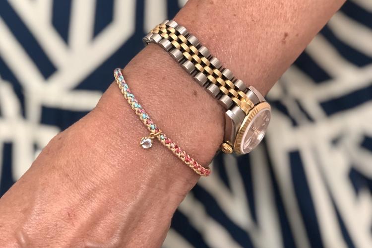 Carre jewellery armbånd
