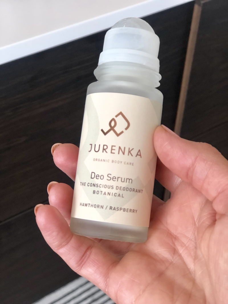 naturlig deodorant