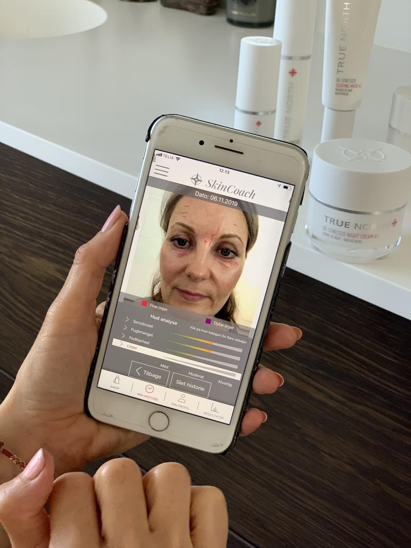 Skincoach app