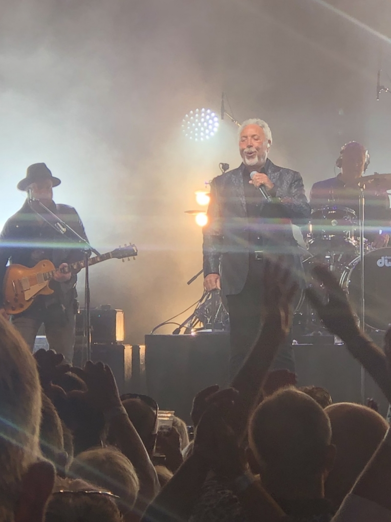 Tom Jones Tivoli