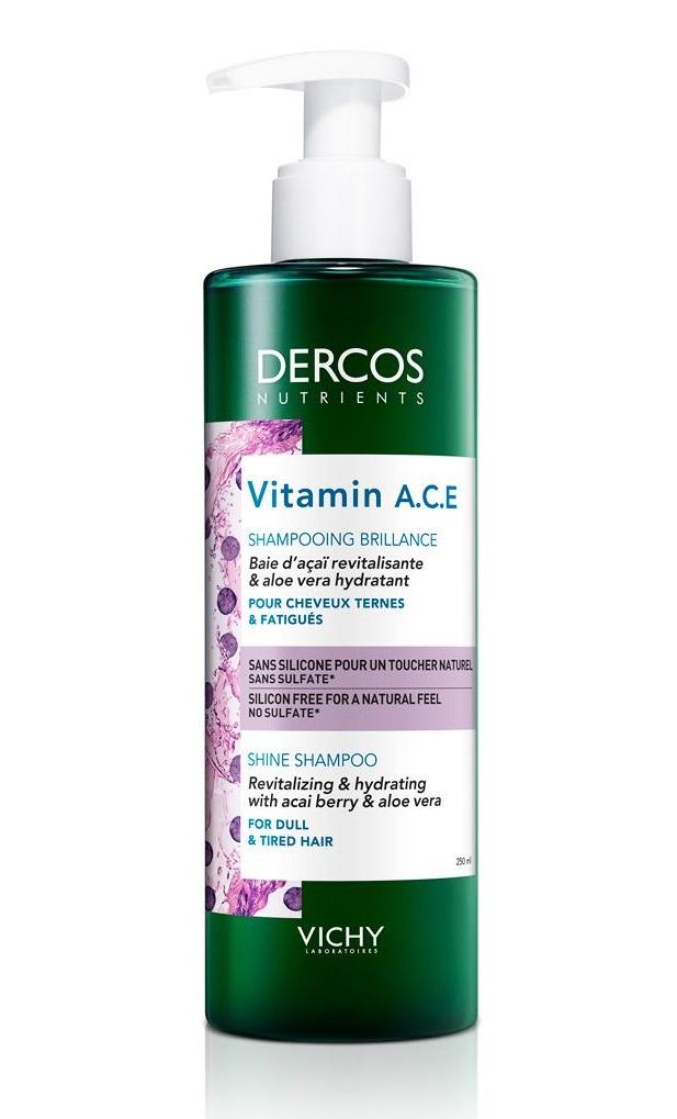 Vichy vitamin shampoo