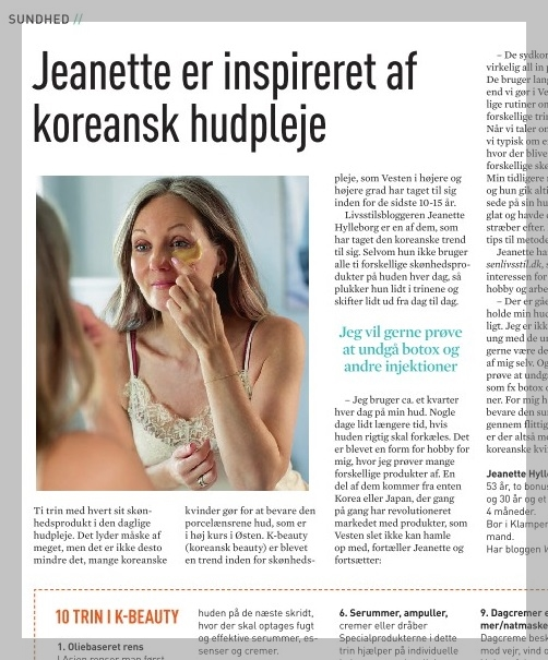 Artikel om k-beauty