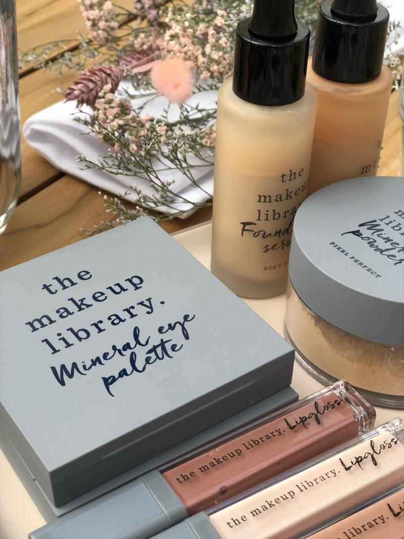 Makeup Library