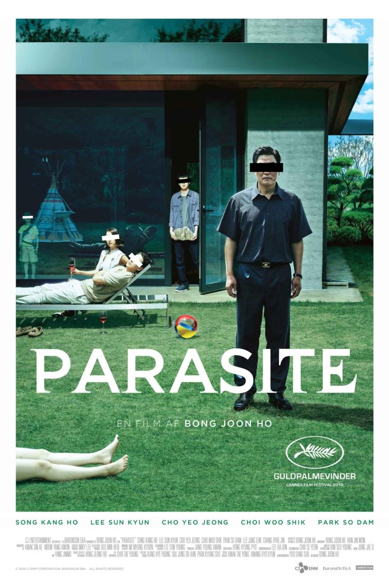 Parasite Oscarvinder