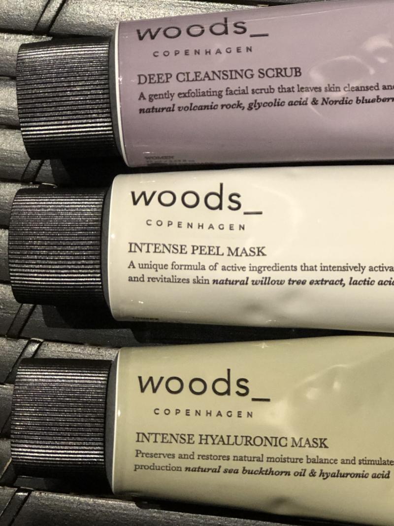 Woods copenhagen masker