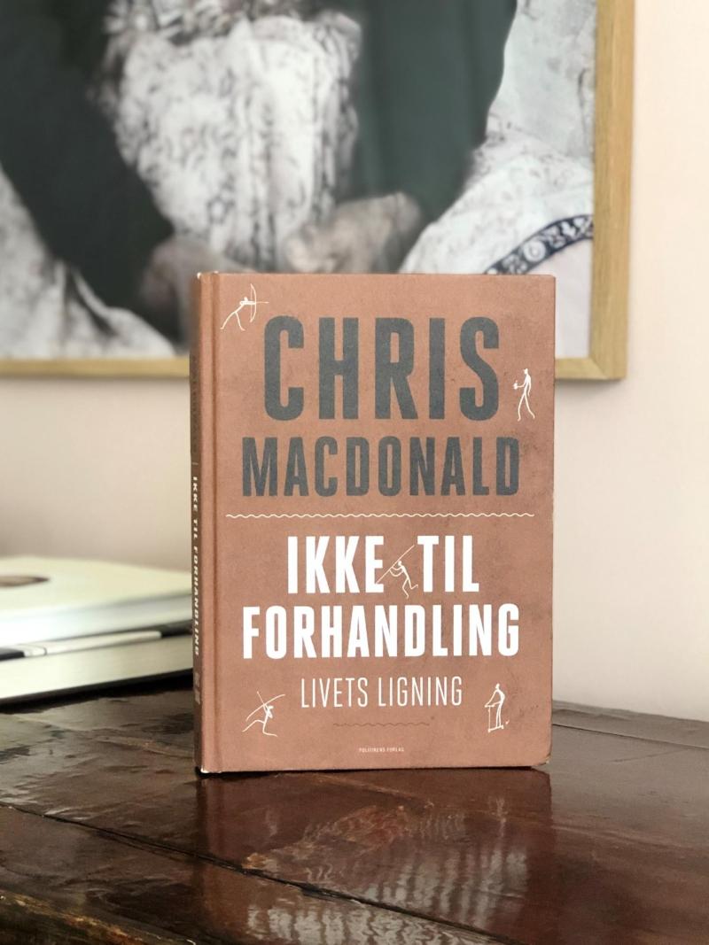 Chris MacDonald Livets Ligning