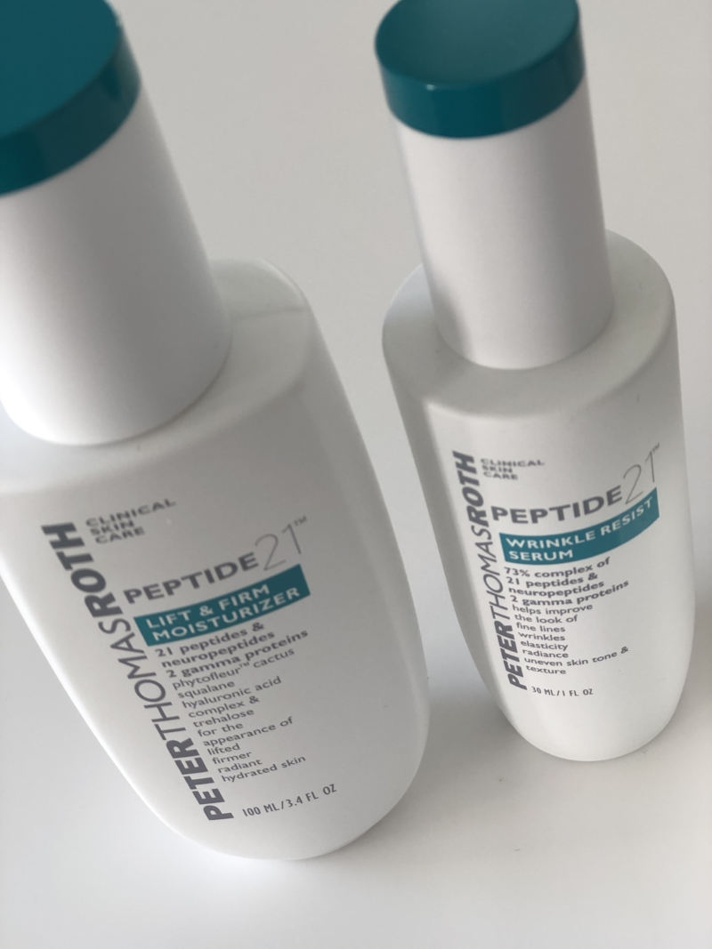 Peter Thomas Roth Peptide 21 serie