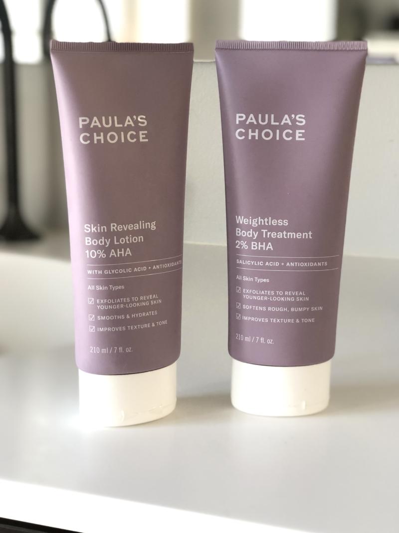 Paulas Choice kropsprodukter