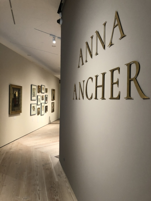 Anna Ancher på Skagens Museum