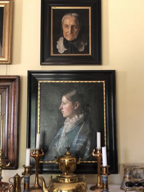 Malerier i Anchers hus