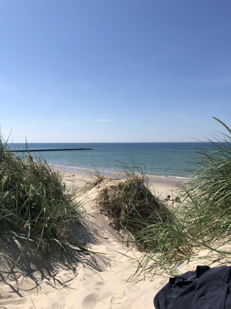 Stranden ved Løkken
