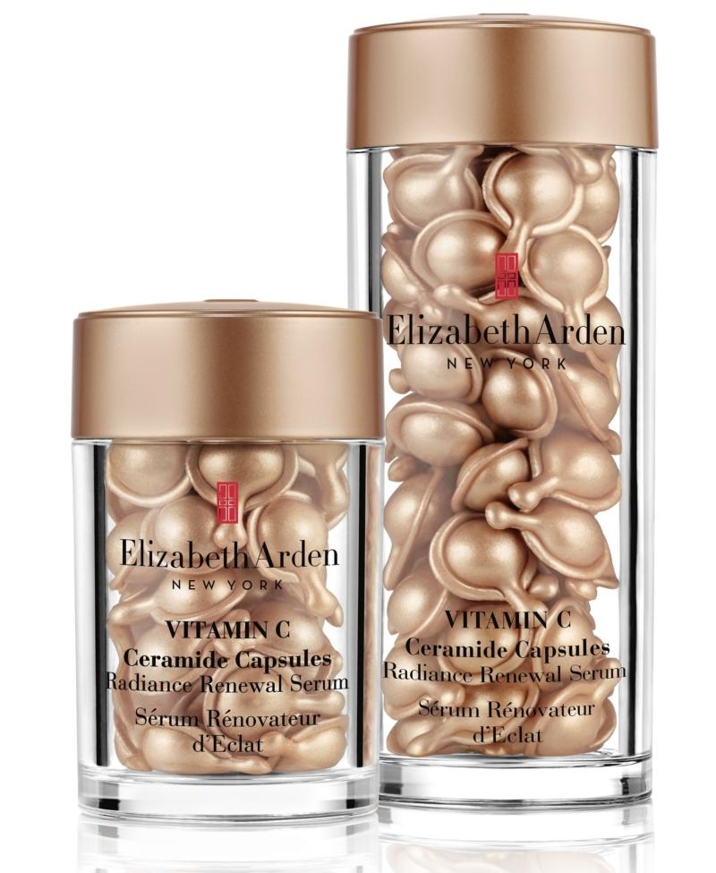 C-vitamin kapslerne fra Elizabeth Arden nomineret i Danish Beauty Award