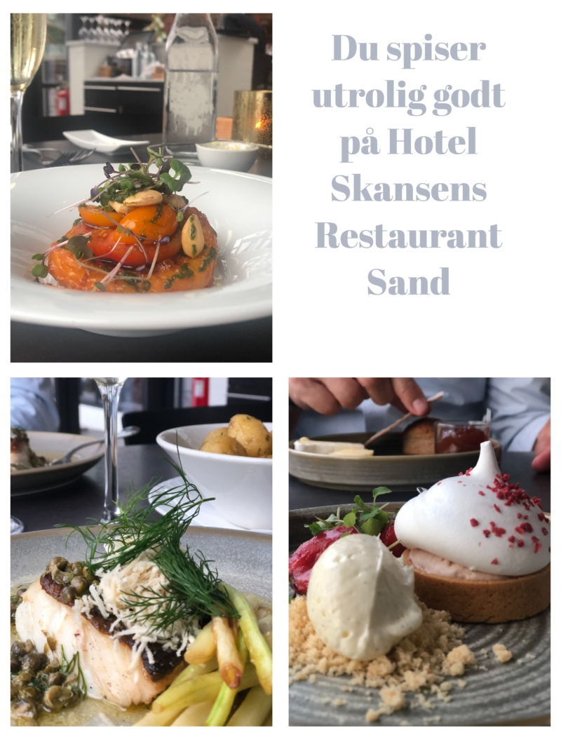Middag på Skansen Restaurant Sand