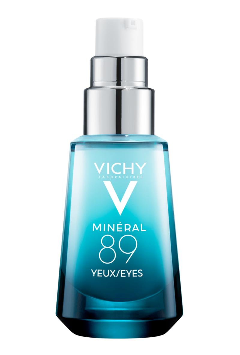 Vichy Minéral 89 til øjnene er et stjerneprodukt og nomineret til en danish beauty award