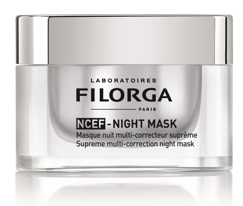 Filorga natmaske, der hjælper huden efter dårlig søvn