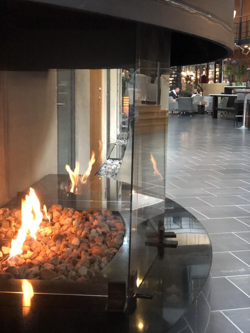 Hotel Skansen lounge