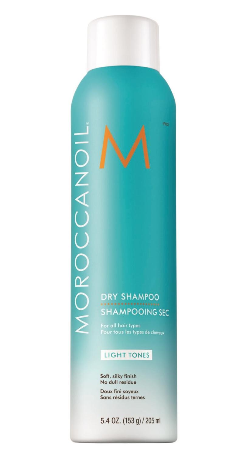 morrocanoil tørshampoo er den bedste, jeg har prøvet