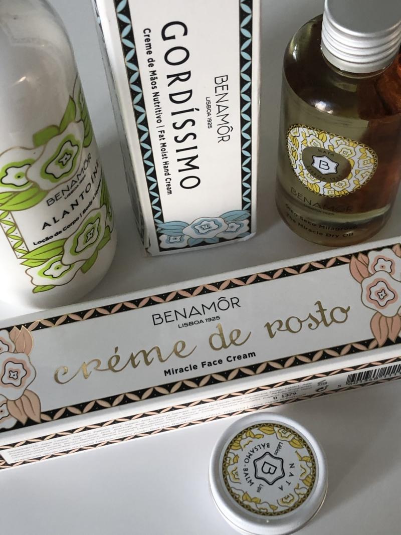 Det smukke portugisiske apotekermærke Benamor fås nu hos Illums Bolighus