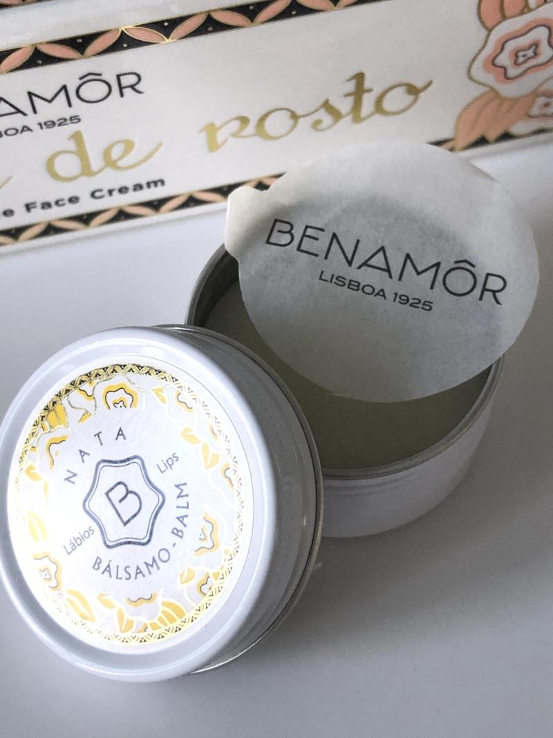 Benamor lip balm er noget af det mest blødgørende, jeg har prøvet!