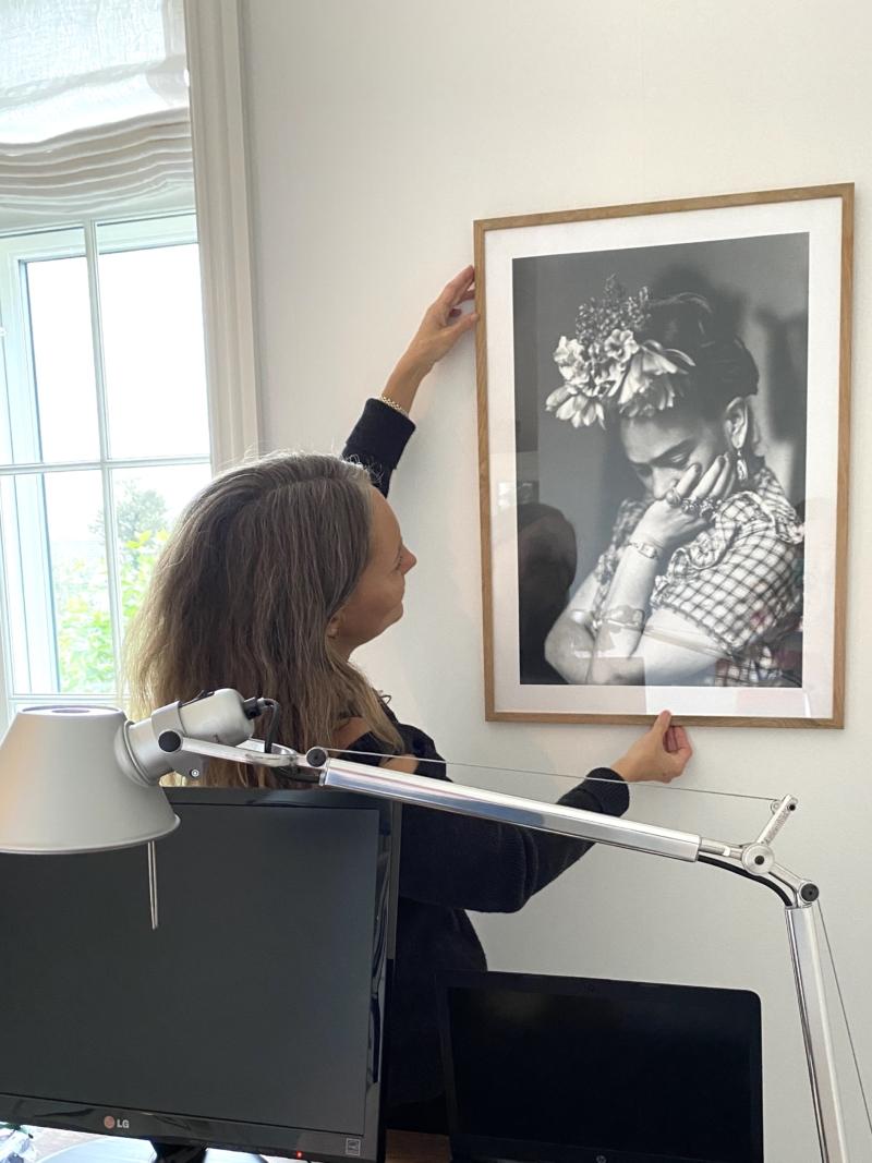 Frida Kahlo plakat fra Posterstore