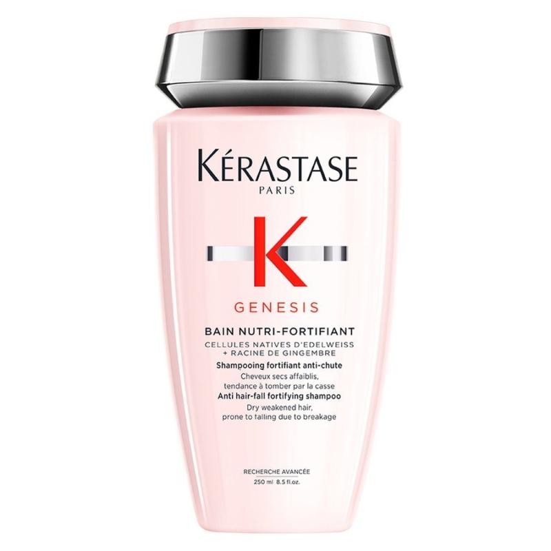 Kérastase Genesis er en serie udviklet til hår, der fælder og knækker.