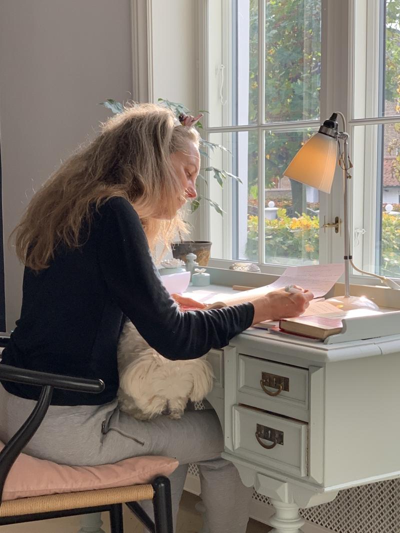Jeg læser til gestaltterapeut på Nordisk Gestalt Institut
