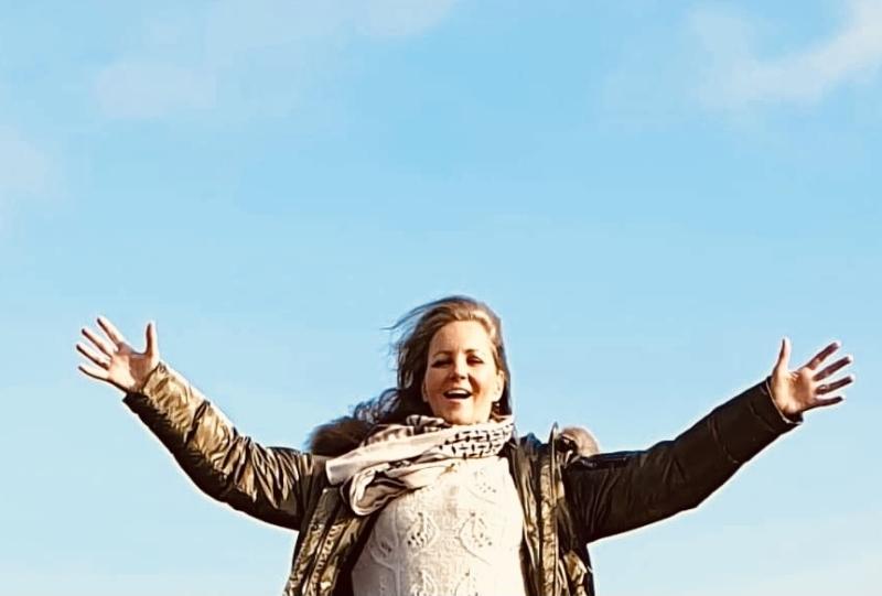 Første kontrol efter brystkræft - angst er afløst af glæde!
