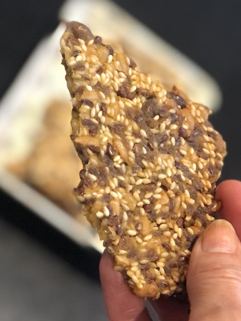 Opskrift på super lækre og sprøde knækbrød med majsmel