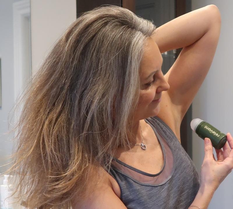 Relevant er en naturlig deodorant til kvinder og mænd, der virker! Emballage og indhold er nedbrydelig.
