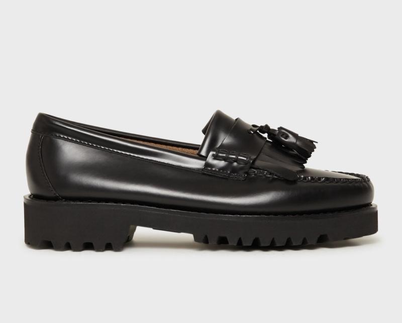 Loafers med chuncky sål i modellen Weejun '90 Esther Kiltie fra G. H. Bass