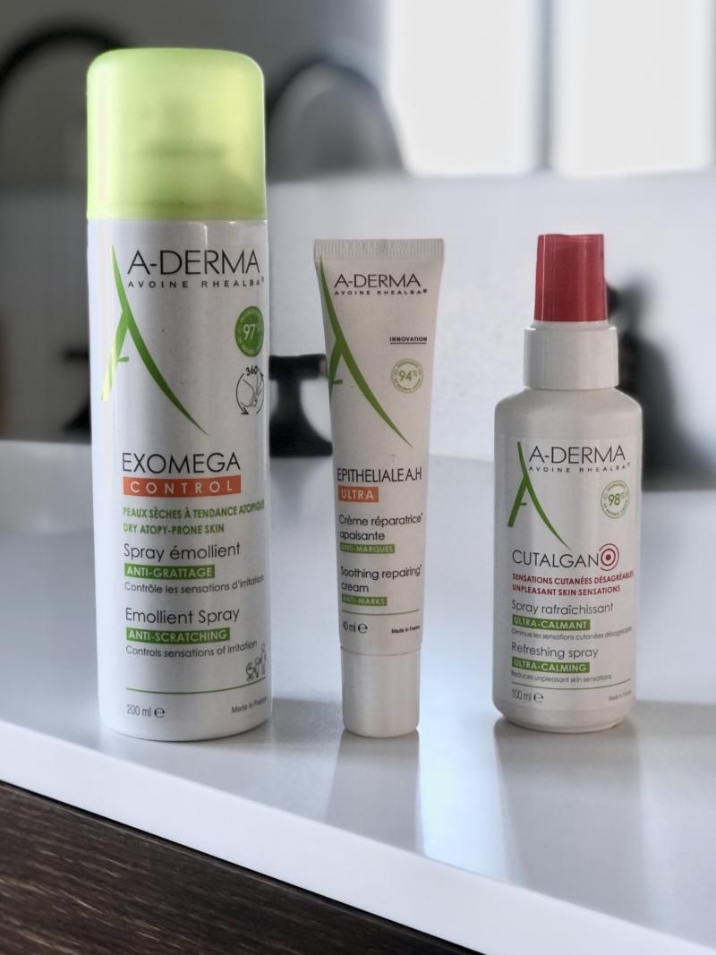 A-Derma udvikler patenterede helende og beskyttende pleje til babyer, børn og voksne.