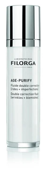 Filorga Age-Purify bekæmper alderstegn som rynker samtidig med, at de hjælper på fedtet og uren hud.
