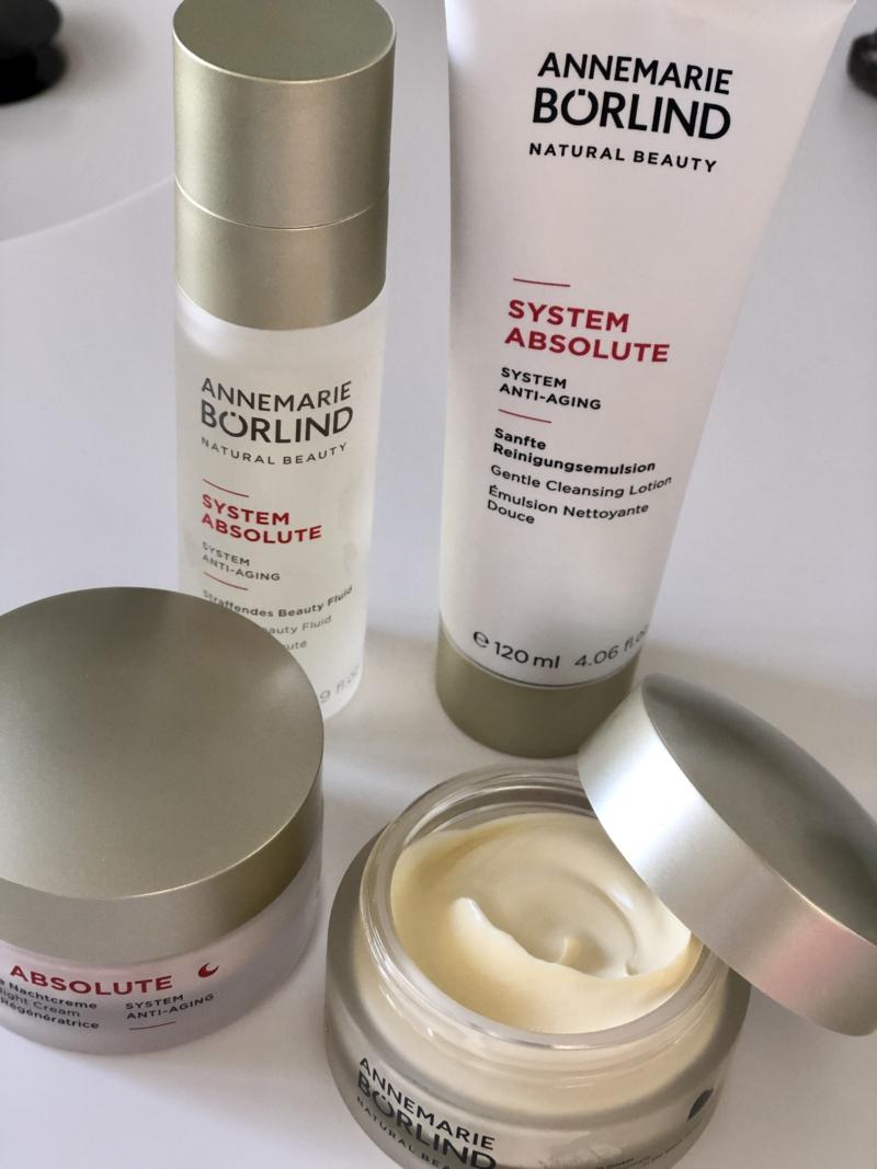 Annemarie Börlind Anti-aging System Absolute er perfekt pleje til tør hud.