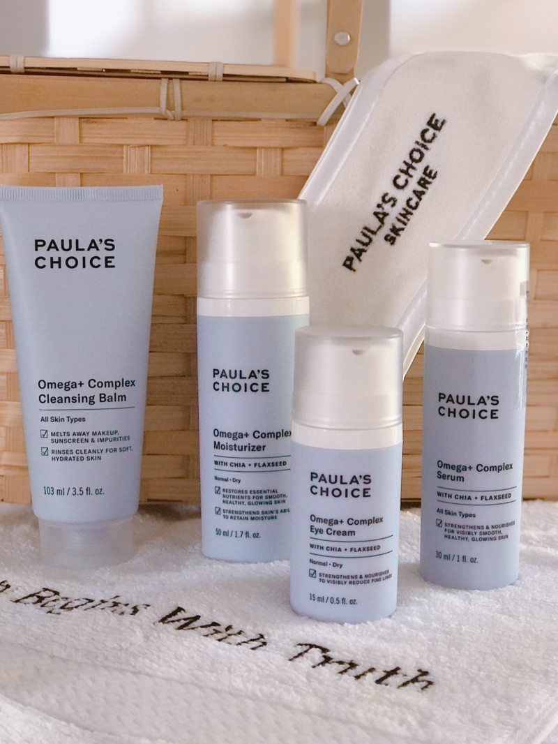 Paula's Choice Omega+ Complex Cleansing Balm er nyeste skud på stammen i den prisvindende Omega+ Serie.