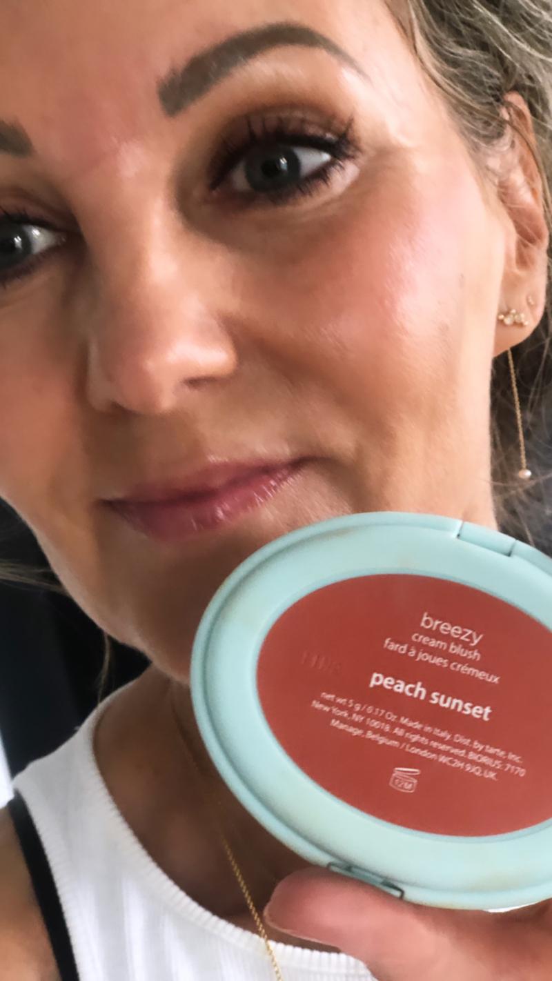 SEA Breezy Cream Blush fås i to farver hos Sephora til 259 kr.