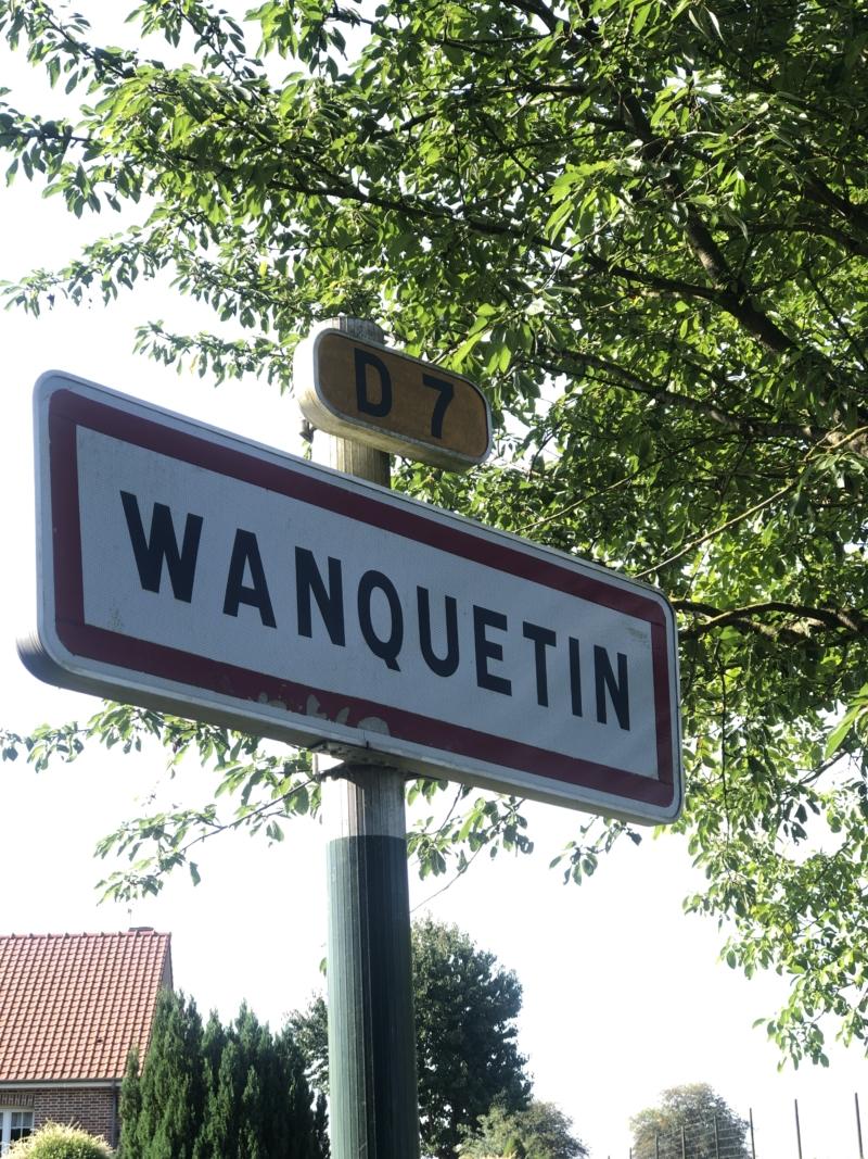 Wanquetin, Frankrig, hvor min mormor kom fra.